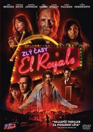 Zlý časy v El Royale [DVD]